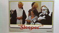 (Z147) Aushangfoto - SLEEPER Woody Allen #3