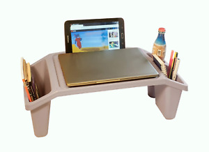 Laptop Tray, Bed Table, Lap Standing Desk for Bed and Sofa, Laptop Stand, Bed on
