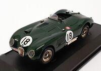 Provence Moulage 1/43 Scale Built Kit PM114 - Jaguar C Type - #18 LM 1953