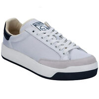 Men's adidas Originals Rod Laver Super Trainers In White From Get The Label