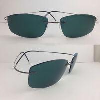 New β-Titanium Men Polarized Lens Sunglasses Outdoor Fishing Driving Sun Glasses
