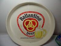 Vintage Ballantinie Beer Serving Tray