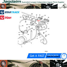 New Jaguar Daimler Mk Heater Vacuum Control Box BD27062