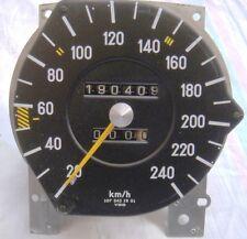 Tachimetro contachilometri Mercedes Benz W116  350SE 350SL 350SLC 350SEL
