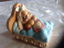 Pendelfin Rabbit Figurine Get Well Soon England