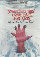 SOMETIMES THEY COME BACK FOR MORE USED - VERY GOOD DVD