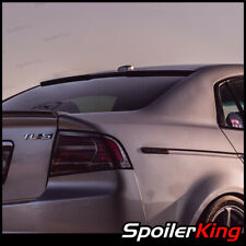 Rear window roof spoiler w/center cut (Fits: Acura TL 2004-2008) 818RC