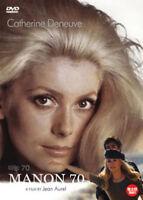 Manon 70 / Jean Aurel, Catherine Deneuve, Jean-Claude Brialy 1968 / NEW