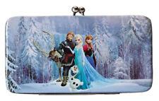 Disney Frozen Cast Lock Hinge Wallet