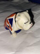 Royal Doulton Union Jack Bulldog Figurine Rn 645658