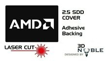 AMD - Colour - 2.5inch SSD/HDD SATA Solid Hard Drive Cover Plate 2.5 Internal