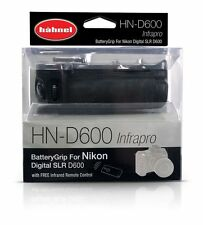 Hahnel HN-D600 Battery Grip for Nikon D610, D600
