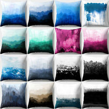 Watercolor Painting Pillow Case Bed Sofa Waist Cushion Cover Home Decor Reliable