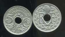 5 centimes LINDAUER 1937  ( SUP )