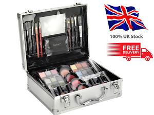 Girls Gift Set Makeup Beauty Box With Cosmetics Face, Eye, Nails and Lip Makeup