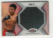 2012 TOPPS UFC FINEST JUMBO FIGHT MAT RELICS CUNG LE UFC 139 EVENT-USED MAT