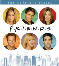 Friends Season 1-10 Complete Collection (46 DVD) LIMITED COLLECTOR GREEK EDITION