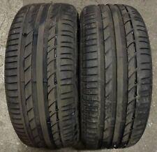 2 Sommerreifen Bridgestone Potenza S001 * RSC 245/50 R18 100Y RA2234