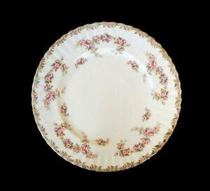 Beautiful Royal Albert Dimity Rose Dinner Plate