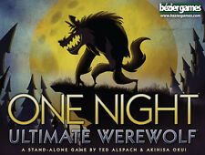 One Night Ultimate Werewolf PSI BEZONUW