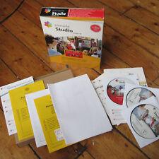 Pinnacle Studio Version Ver 10 - Windows XP Complete w Serial Key + Instructions