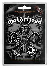 Plettro Set Motörhead Inghilterra 301437 #
