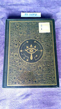 GUIDE PRESTIGE BREATH OF THE WILD THE LEGEND OF ZELDA NEUF SOUS BLISTER VF