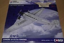 Corgi Aviation 1:72 Junkers JU-52/3M RIMOWA