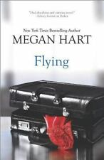 Flying by Megan Hart Book (2014, Paperback) Heart