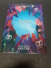 Cirque Du Soleil 2015 Program Book Avatar Toruk The First Flight