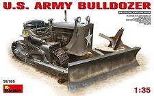 1/35 MINIART U.S. Army bulldozer 35195