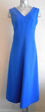 Handmade 1960s Vintage Dresses Crimplene for Women