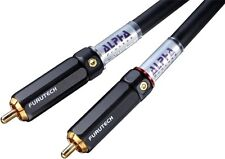 Official FURUTECH ALPHA LINE PLUS / RCA cable 1.0m / From Japan