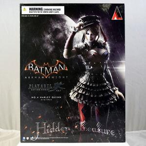 Batman Arkham Knight Play Arts Kai HARLEY QUINN No. 4