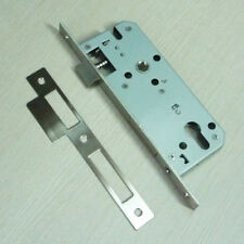 European Narrow Mortise Locks Door Lock 8550 / 85*50 Mute Lock body Repair Parts