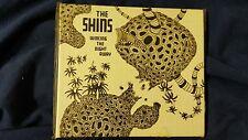 SHINS - WINCING THE NIGHT AWAY. CD DIGIPACK EDITION