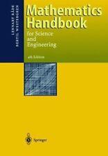 Mathematics Handbook for Science and Engineering-ExLibrary