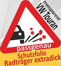 Schutzfolie Original Fahrradträger Radträger Heckträger VW Touran