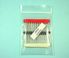 50pcs  Taiwan Semiconductor 1N4003 1A 200v Diode Rectifier DO-41