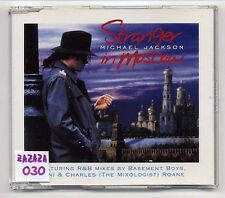 Michael Jackson Maxi-CD Stranger in Moscow cd3 part 3 - 5-TRACK-EPC 663352 9