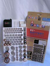 Range Kleen 82+ Battery Organizer, removable battery tester, drawer/wall mount