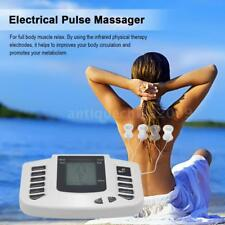 Electrical Stimulator Full Body Relax Muscle Therapy Massager Pulse Tens Machine