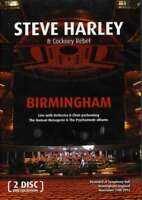 Steve Harley - Birmingham Live con Orchestra & Choir Nuevo DVD