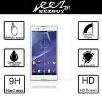 Tempered Glass Film Screen Protector Guard For Sony Xperia T2 Ultra