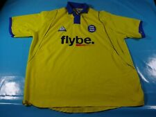 authentic vtg Birmingham City 2003 04 soccer football shirt jersey