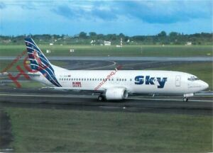Picture Postcard, SKY AIRLINES BOEING 737-430 TC-SKB @ DUS