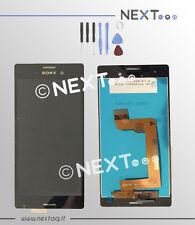Schermo Display touch screen vetro Sony Xperia Aqua M4 + kit riparazione