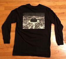 Supreme x AKIRA Neo-Tokyo Long Sleeve L/S Tee - Black - Size Medium M