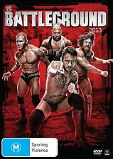 WWE - Battleground (DVD, 2013) - Region 4