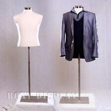 Male Mannequin Manequin Manikin Dress Form #MBSW+BS-05